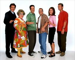 Diedrich Bader Tv From The Past Present And Future The Drew Carey Show