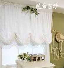 Balloon Curtains For Living Room European Screens High Grade Adjustable Balloon Curtains For Window