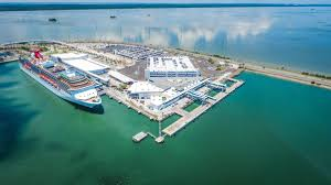 Port Canaveral Map Port Canaveral Cruise Terminal Has 48million Dollar Makeover