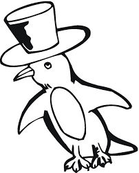 penguin coloring pages bird coloring club