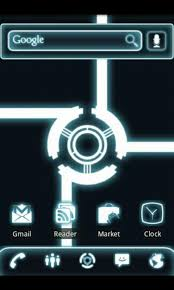 themes for android phones now this is how android theming is done tron legacy pro theme for