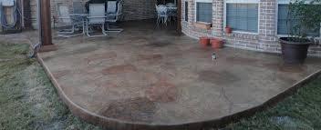 Concrete Decks And Patios Highest Quality Patio Covers Decorative Stamped Concrete