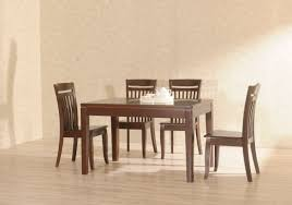9 pc solid wood rustic contemporary dinette dining room solid