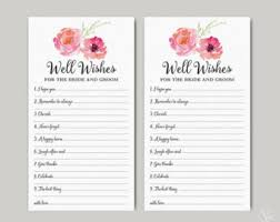 wedding wishes card template well wishes card template printable well wishes card diy