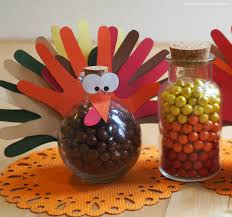 handprint turkey jar sweetworks giveaway