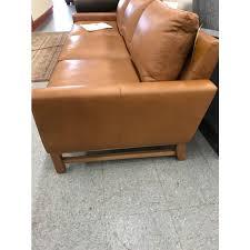 Elite Leather Sofa Reviews Elite Leather Archer Sofa Reg 4 545 00 Our Price 1299