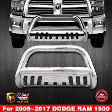 dodge ram push bumper 2009 2017 dodge ram 1500 3 steel bull bar brush push bumper grill