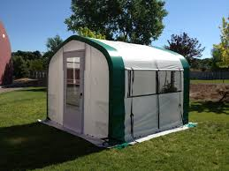 fabric greenhouses backyard u0026 temporary weatherport