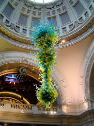 Chihuly Glass Chandelier Beautiful Glass Chandelier By Dale Chihuly Entrance V U0026a Museum