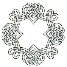 best 25 celtic heart tattoos ideas on pinterest infinity knot
