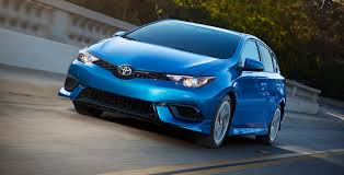 what is toyota 2018 toyota corolla im features
