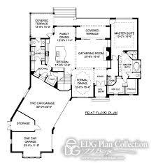 english manor floor plans 3 garage 2 edg plan collection