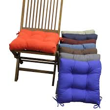 Outdoor Rocking Chair Cushion Sets Deauville 18 X 16 5 In Dining Chair Cushion Hayneedle