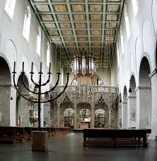 Romanesque Interior Design Twelve Romanesque Churches Of Cologne Wikiwand