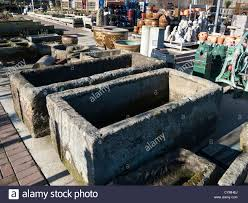 Garden Wall Troughs by Trough Garden Stock Photos U0026 Trough Garden Stock Images Alamy