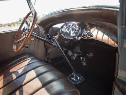 lincoln interior 1930 lincoln model l convertible roadster revivaler