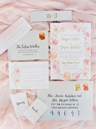 custom wedding invitations u2014 art by ellie custom wedding