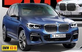 2017 bmw x3 vs 2018 leaked this is the all new 2018 bmw x3