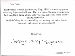 wedding programs wording exles wedding thank you notes for money beneficialholdings info