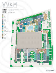 Dallas Galleria Map Vv And M Gables Residential Communities