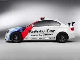 bmw 1 series competitors bmw 1 series m coupe motogp safety car 2011 picture 3 of 40