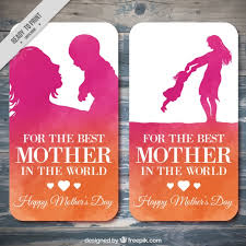 mothers day cards lovely s day cards vector free
