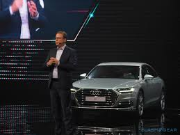 meet the new 2019 audi a8 a self driving super luxury sedan