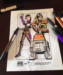 star wars rebels review and printable kids activities