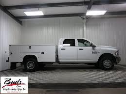 Dodge 3500 Diesel Utility Truck - knapheide ram 3500 trucks quincy il