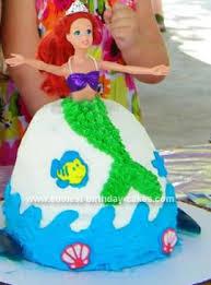 100 ariel mermaid birthday cake sarah u0027s custom cakes