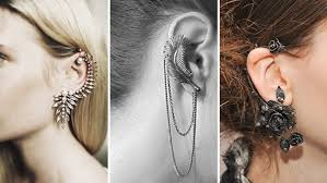 ear cuffs for pierced ears top 10 ear cuffs for pierced ears go make a style statement