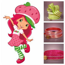 strawberry shortcake ribbon ribbon that matches strawberry shortcake ribbon ribbon ribbon