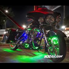 Motorcycle Led Strip Lights by Premium 10 Strip 10 Pod Ios Android App Wifi Control Led