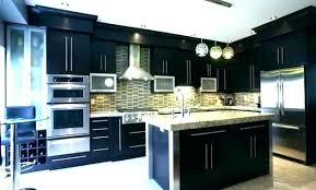 cuisine laqué noir meuble cuisine premier prix meuble cuisine laque noir meuble cuisine