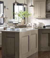 quarter sawn oak shaker kitchen cabinets shaker quartersawn white oak driftwood licorice