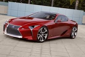 lexus lfa new price lexus lf lc hybrid concept photos and details