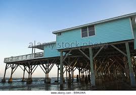 Beach House On Stilts House Stilts Beach Stock Photos U0026 House Stilts Beach Stock Images
