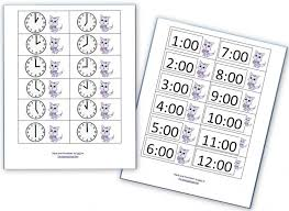 time to learn about reading clocks download free games