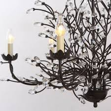 aliexpress com buy northern style candle chandelier art 6