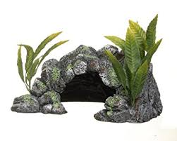 marina decor polyresin cave large aquarium decor