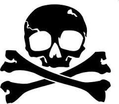 skull and crossbones jolly