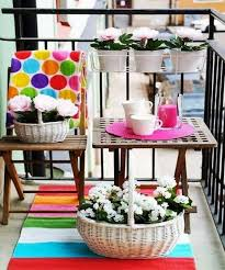 Lovely Small Balcony Design Ideas Rilane - Apartment balcony design ideas