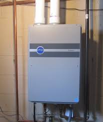 ideas enchanting tankless water heater installation design with