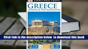 download dk eyewitness travel guide greece athens the mainland