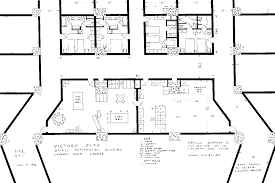 victory city tour floor plan of small residential building floor plan of small residential bldg