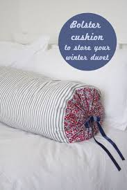 How To Make Your Own Duvet Michael Miller Cotton Couture Color Block Queen Bolster Pillow