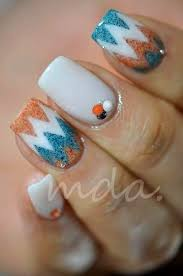 25 best miami dolphins nail design images on pinterest dolphin