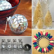 Christmas Decorations To Make Yourself - christmas decoration ideas diy ideas christmas decorating