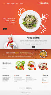 snack bar menu template page 2 custom website design bikers cafe restaurant food snack