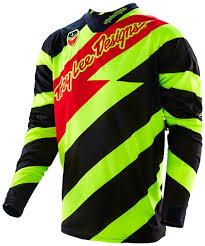 camo motocross gear troy lee designs se cosmic camo jersey motocross jerseys